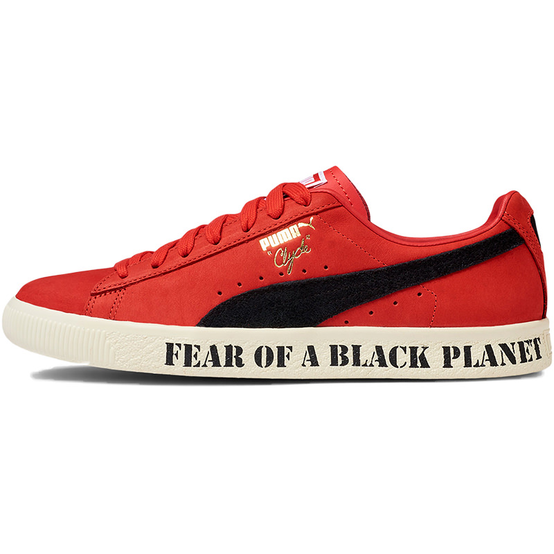 PUMA プーマ PUBLIC ENEMY X CLYDE 'FEAR OF A BLACK PLANET' パブリック・エネミー×クライド