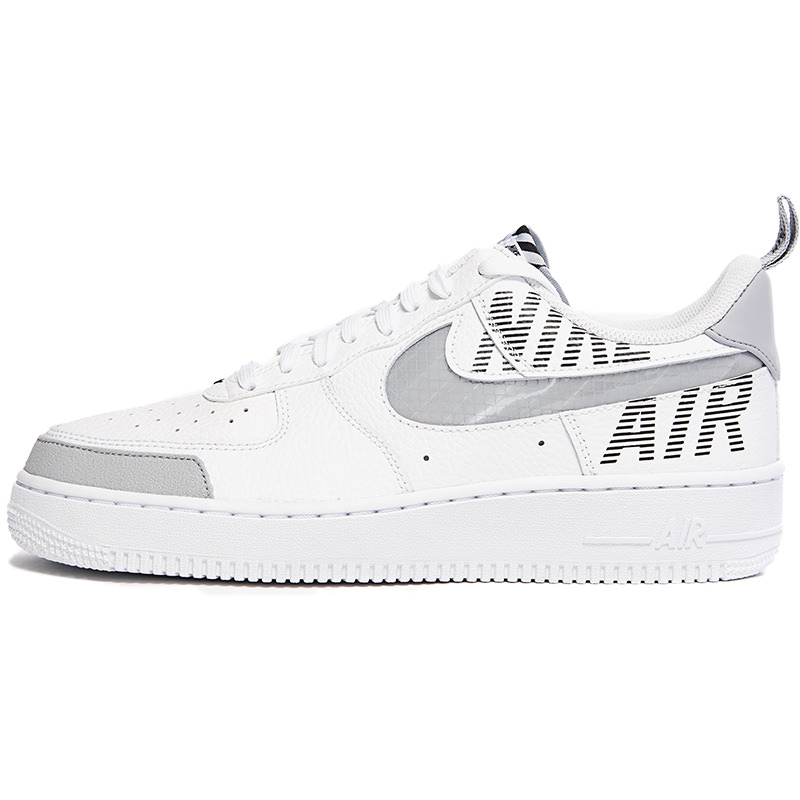 NIKE ナイキ AIR FORCE 1 LOW '07 LV8 'UNDER CONSTRUCTION - WHITE' エア フォース ワン ロー エレベイト