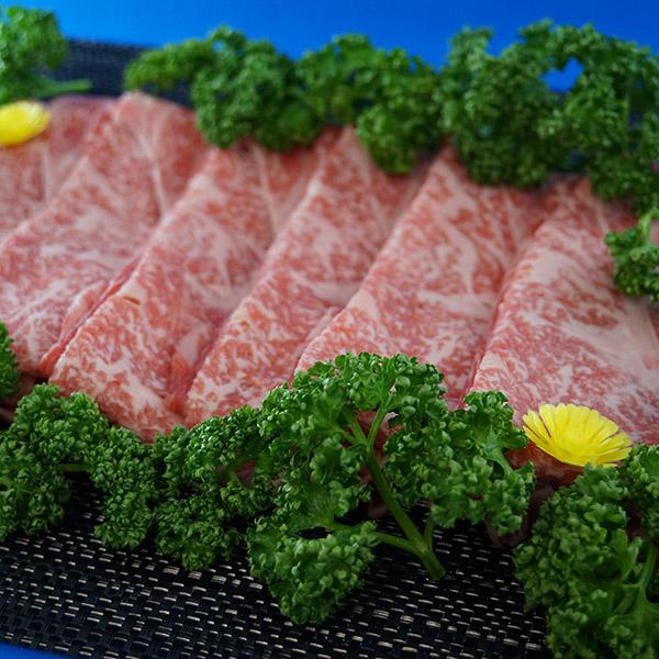 【送料無料】|但馬牛 ロースすきやき・しゃぶしゃぶ肉 約600g