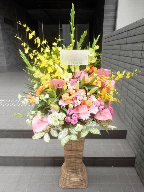 squareミディアムスタンド パステル系 14500円 スタンド高さ60cm 色合い変更出来ます!