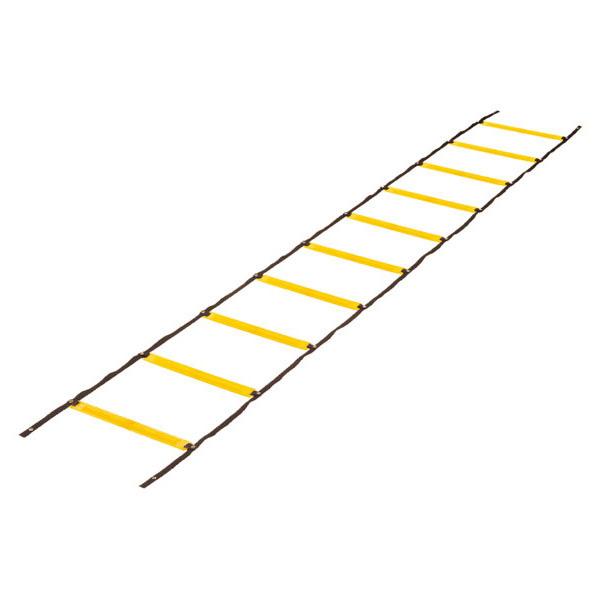 エバニュー ソフトラダートレーニングロープ( サッカー フットサル トレーニング用品 ラダー ロープ トレーニングラダー エバニュー EVERNEW )
