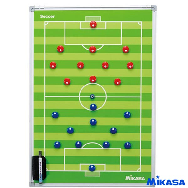 ミカサ サッカー特大作戦盤[三脚なし]( サッカー フットサル トレーニング用品 作戦ボード ボード 作戦盤 ミカサ MIKASA )