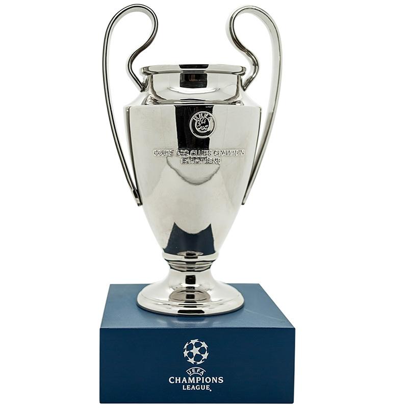 【送料無料】UEFAチャンピオンズリーグ ビッグイヤー 3Dミニチュア 150mm( サッカー フットサル グッズ トロフィー UEFAチャンピオンズリーグ )