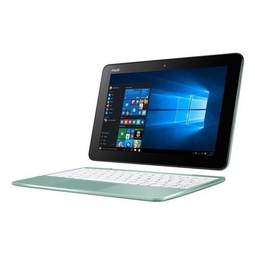 [TransBook T101HA]2-in-1ノートPC ミントグリーン T101HA-64MGZP