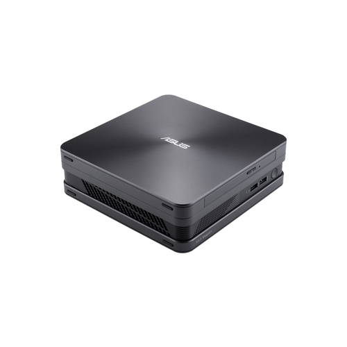 [VivoMini VC65-C1]コンパクトPC(i7-8700T/8GB/HDD 500GB(SATA)/S-Multh/LAN/W-LAN/BT5.0/KBM/Win10 H/グレー) VC65-C1G7096ZN