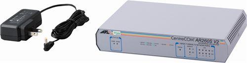 CentreCOM AR260S V2 [WAN:10/100BASE-TX×1、LAN:10/100BASE-TX×4] 0059R