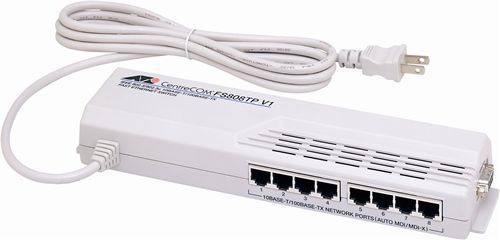 CentreCOM FS808TP V1 [10/100BASE-TX×8(スマートスイッチ)] 0014R