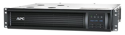 APC Smart-UPS 1500 RM 2U LCD 100V SMT1500RMJ2U