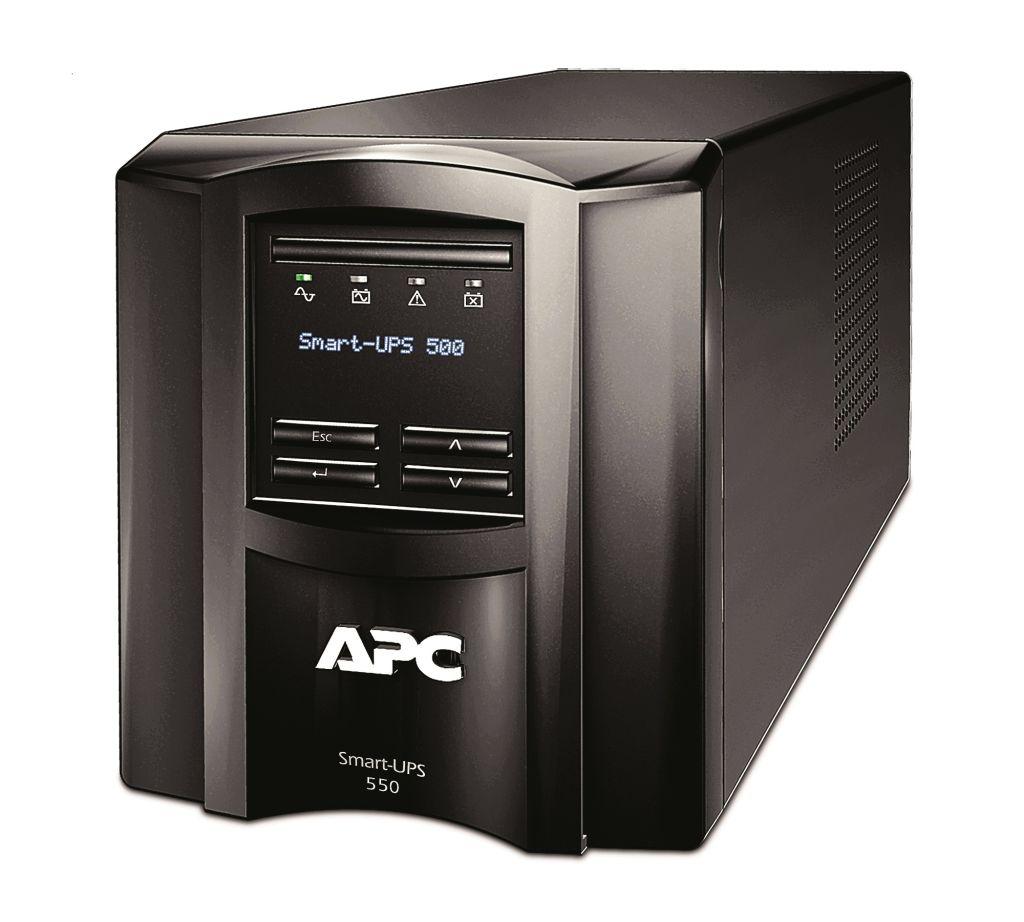 APC Smart-UPS 500 LCD 100V SMT500J