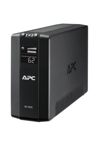 APC RS 400VA Sinewave Battery Backup 100V BR400S-JP