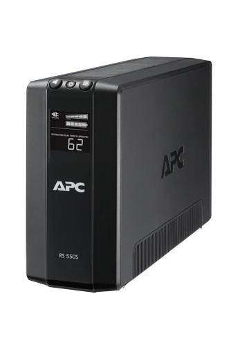 APC RS 550VA Sinewave Battery Backup 100V BR550S-JP