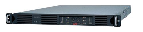 Smart-UPS 750 RM (ブラックモデル) SUA750RMJ1UB