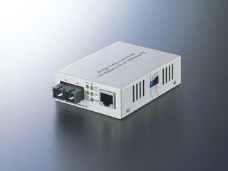 光メディアコンバータ 2芯マルチモード 100BASE-TX:100BASE-FX(SC) 2km LTR2-TX-MFC2R