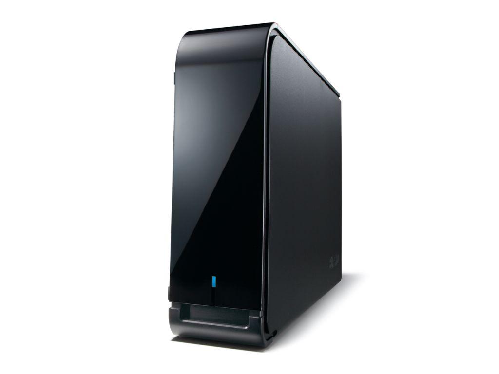 ハードウェア暗号機能搭載 USB3.0用 外付けHDD 1TB HD-LX1.0U3D