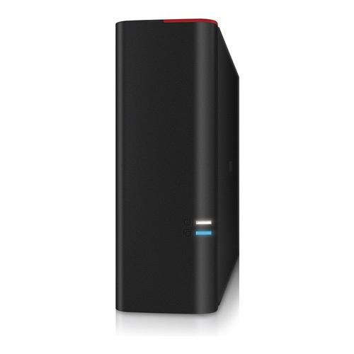 DRAMキャッシュ搭載 USB3.0用 外付けHDD(冷却ファン搭載) 4TB HD-GD4.0U3D