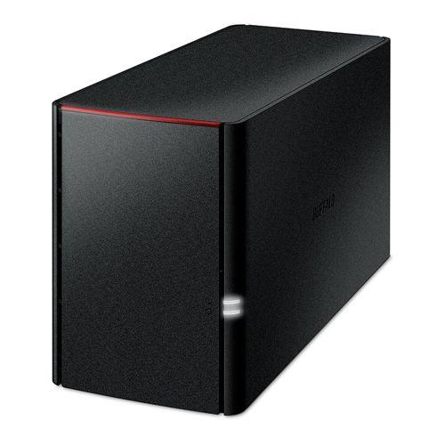 LinkStation for SOHO 3年保証モデル RAID機能搭載 ネットワーク対応HDD 4TB LS220DN0402B