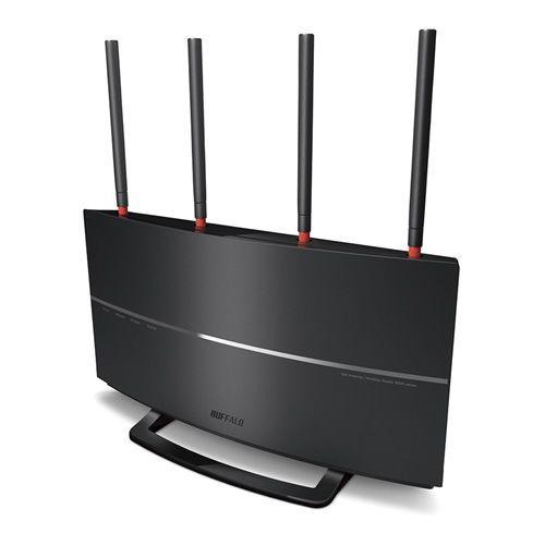 無線LAN親機 11ac/n/g/b 1733+800Mbps エアステーション ハイパワー WXR-2533DHP2