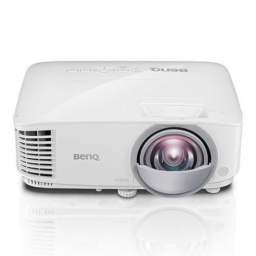 [BenQ] DLP WXGA 短焦点プロジェクタ MW826ST(1280x800/3400ルーメン/ホワイト) MW826ST