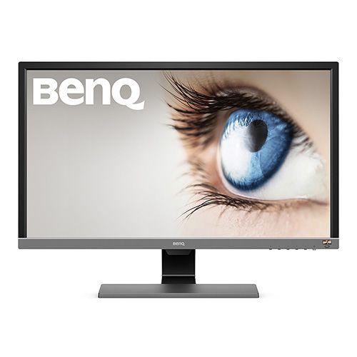 [BenQ]27.9インチ液晶ディスプレイ(3840x2160/メタリックグレー)EL2870U EL2870U
