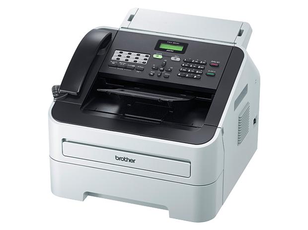 [JUSTIO]モノクロレーザー複合機(プリンター/コピー/ファクス/USB)FAX-2840 FAX-2840