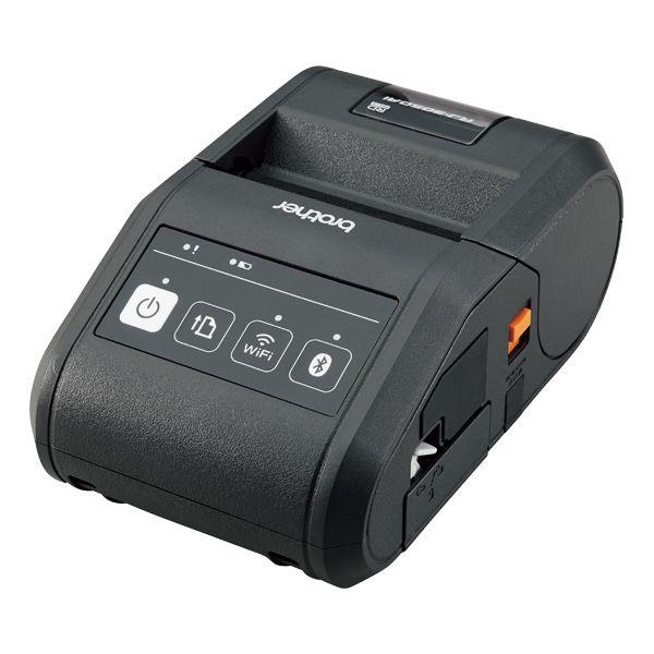 3インチ感熱モバイルプリンター(レシート専用モデル/USB/Wi-Fi/Bluetooth(MFi))RJ-3050Ai RJ-3050AI