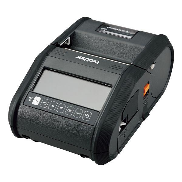 3インチ感熱モバイルプリンター(ラベル・レシート兼用モデル/USB/Wi-Fi/Bluetooth(MFi))RJ-3150Ai RJ-3150AI