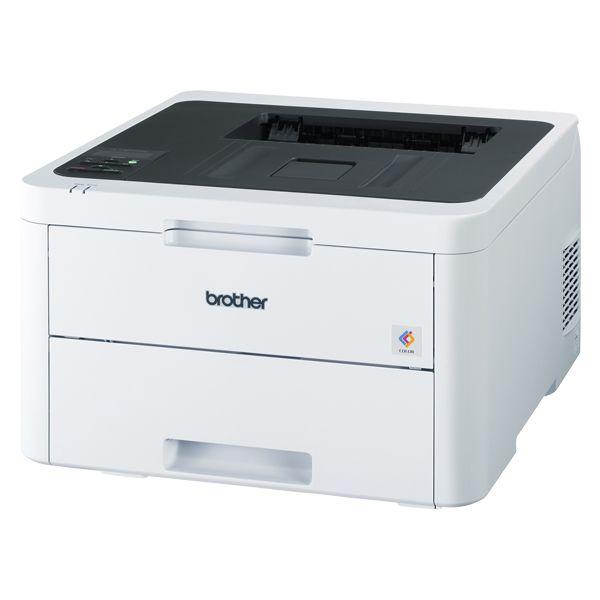 JUSTIO カラーレーザープリンター(プリンター/無線・有線LAN/USB)HL-L3230CDW HL-L3230CDW