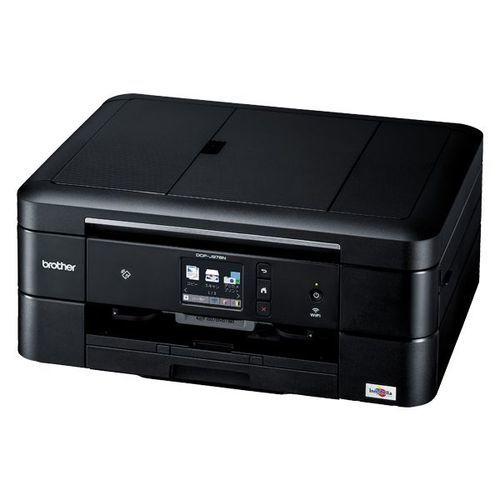 PRIVIO A4インクジェット複合機(プリンター/スキャナー/コピー/ダイレクトプリント/CD・DVD・BD印刷/無線・有線LAN/USB)DCP-J978N-B DCP-J978N-B