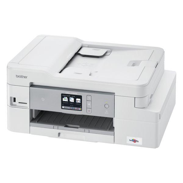 PRIVIO A4インクジェット複合機(プリンター/ファクス/スキャナー/コピー/ダイレクトプリント/無線・有線LAN/USB)MFC-J1500N MFC-J1500N