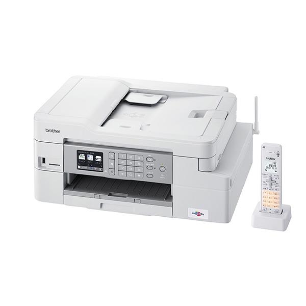 PRIVIO A4インクジェット複合機(プリンター/ファクス/スキャナー/コピー/ダイレクトプリント/無線・有線LAN/USB/子機1台)MFC-J1605DN MFC-J1605DN
