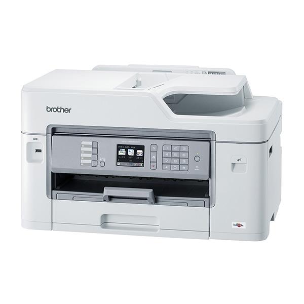 [PRIVIO]プリンター複合機 MFC-J5630CDW(4色独立インクジェット/LAN/W-LAN/USB2.0/A3/プリンター/A4スキャナー/コピー/FAX/1段給紙トレイ) MFC-J5630CDW