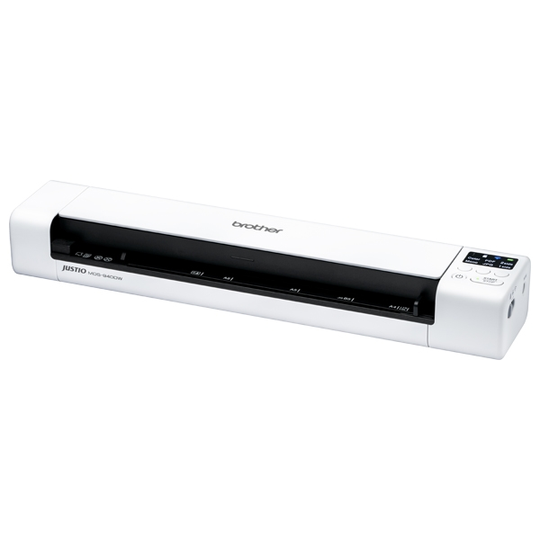 ドキュメントスキャナー(モバイルスタイル/無線LAN/USB/手差し)MDS-940DW MDS-940DW