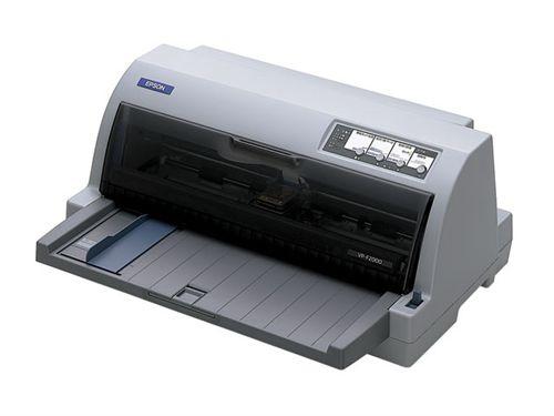 [IMPACT-PRINTER]インパクトプリンター VP-F2000(インパクトドットマトリクス/USB/パラレル/水平型/106桁/オリジナル+6枚) VP-F2000