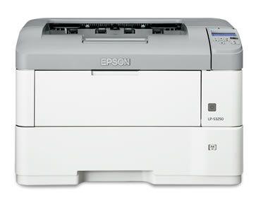 A3モノクロページプリンター/35PPM/ネットワーク/両面印刷/PS標準 LP-S3250PS