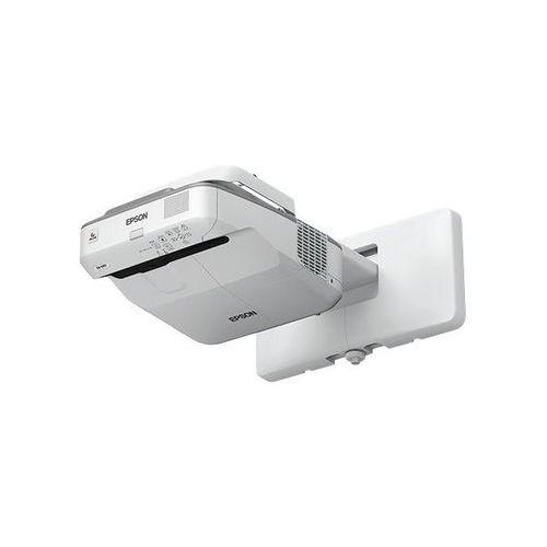 ビジネスプロジェクター EB-680(3500lm/XGA/超短焦点壁掛け対応モデル) EB-680
