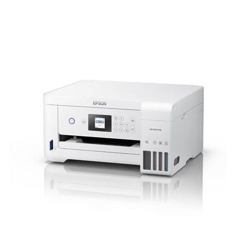 エコタンク搭載プリンター EW-M571TW(ホワイトモデル/A4カラー/コピー/スキャン/プリント/無線LAN/4色) EW-M571TW
