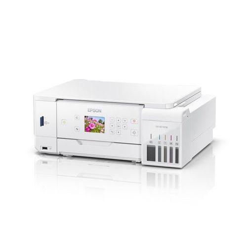 エコタンク搭載プリンター EW-M770TW(ホワイトモデル/A4カラー/コピー/スキャン/プリント/有線・無線LAN/4色) EW-M770TW