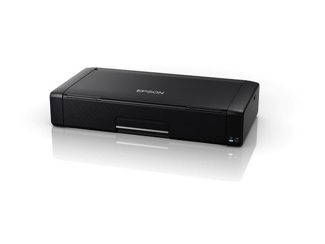 ビジネスプリンター PX-S06B(4色(3色+BK)インクジェット/W-LAN(Wifi 5)/H-USB/A4/ブラック/モバイル) PX-S06B