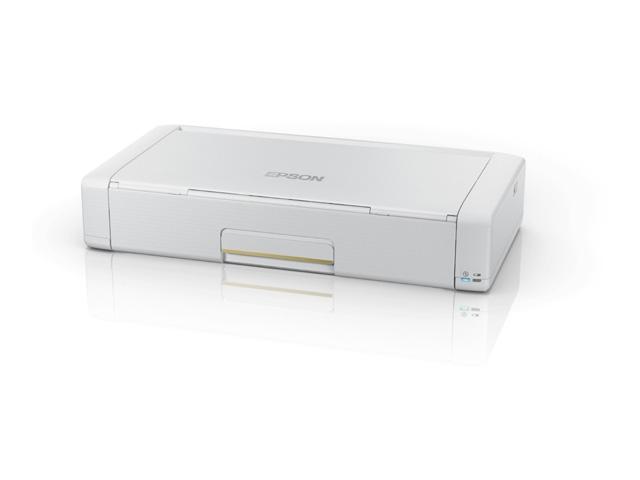 ビジネスプリンター PX-S06W(4色(3色+BK)インクジェット/W-LAN(Wifi 5)/H-USB/A4/ホワイト/モバイル) PX-S06W