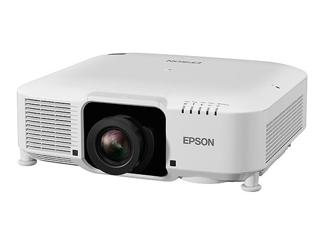 ビジネスプロジェクター EB-L1060U(レーザー光源/6000lm/レンズ別売/ホワイトモデル) EB-L1060U