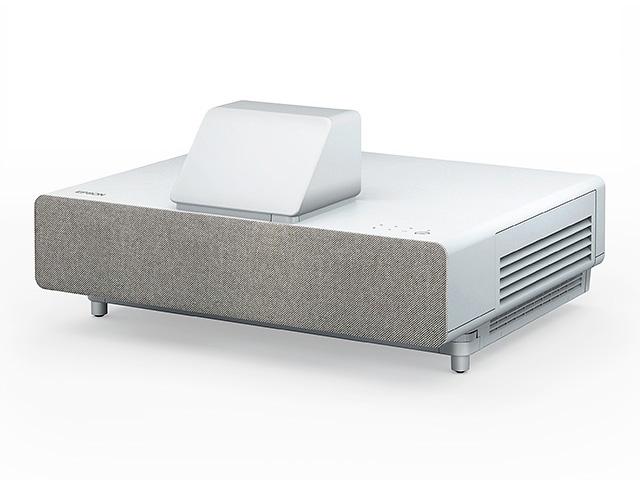 dreamio ホームプロジェクター EH-LS500W(レーザー光源/4000lm/4Kエンハンスメント/ホワイト/Android TV端末同梱) EH-LS500W