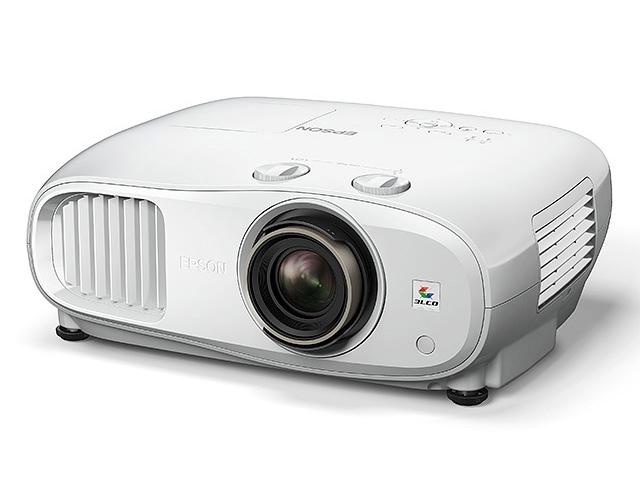 dreamio ホームプロジェクター EH-TW7100(3000lm/4Kエンハンスメント/HDR10対応/スピーカー内蔵モデル) EH-TW7100