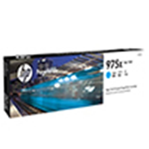 HP 975X インクカートリッジシアン L0S00AA