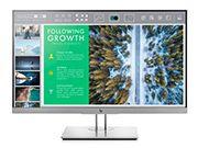 [EliteDisplay E243]23.8インチ ワイド 液晶ディスプレイ(1920x1080/DisplayPort/HDMI/VGA/LED/アンチグレア/IPSパネル/スリムベゼル) 1FH47AA#ABJ