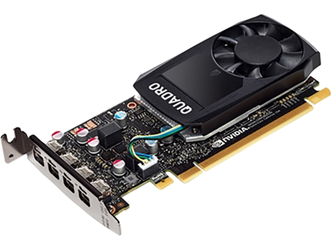 NVIDIA Quadro P620 グラフィックスカード (PCI Express) 3ME25AA