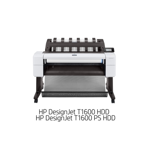 [DesignJet]大判プリンター T1600 PS HDD(6色インクジェット/LAN/A0ノビ/PSモデル) 3EK11A#BCD
