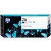 HP730B インクカートリッジ マットBK 300ml 3ED51A