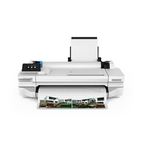 [DesignJet]大判プリンター T130(4色独立インクジェット/LAN/W-LAN/USB2.0/A1ノビ) 5ZY58A#BCD