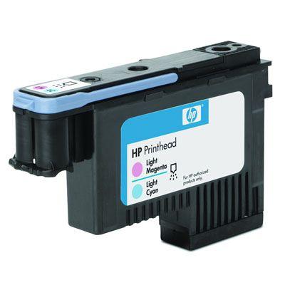 HP91 プリントヘッド ライトマゼンタ/ライトシアン C9462A