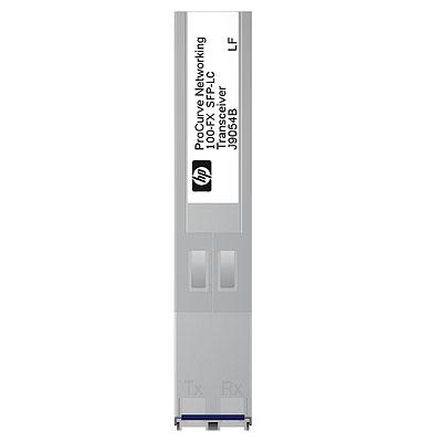 HPE X115 100M SFP LC FX Transceiver JD102B
